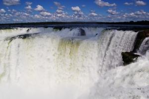 Garganta del Diablo, Cataratas del Iguazú