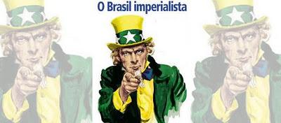 o brasil imperialista