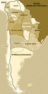 Las Provincias Unidas, intento fracasado de lo que pudo haber sido el inicio de un gran país federal hispanoamericano, a semejanza de los Estados Unidos.