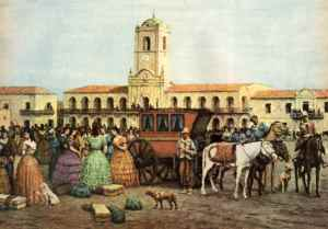 El cabildo de Buenos Aires, a principios del siglo XIX