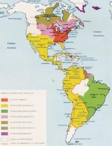 América, siglo XVIII: los hispanoamericanos teníamos el Estado más extenso y unido; es necesario recuperar nuestra unidad.
