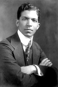 Pedro Henríquez Ureña, en su juventud