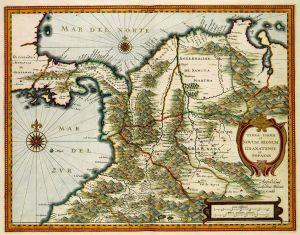Tierra Firme y Nuevo Reino de Granada y Popayán