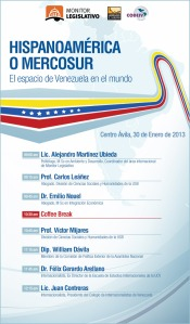 acto hispanoamerica o mercosur