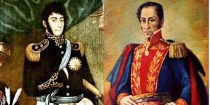 """Cuando San Martín o Bolívar empleaban el término """"la América"""" se referían en todo momento a la América de habla española, es decir, a Hispanoamérica."""