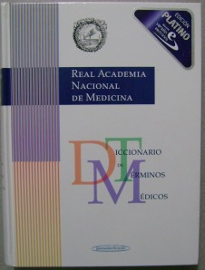Diccionario de términos médicos, publicado por la editorial médica Panamericana.