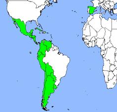 España e Hispanoamérica