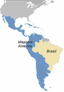 Unida como un solo país, la América de habla española tendría casi el doble de población de Brasil
