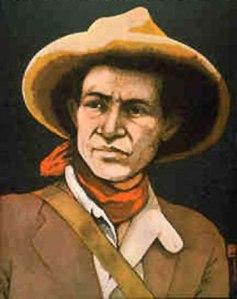 """""""Entre nosotros no deben existir fronteras y todos estamos en el deber preciso de preocuparnos por la suerte de cada uno de los pueblos de la América Hispana"""" (Augusto César Sandino)."""