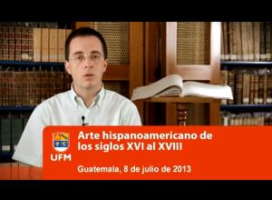 arte hispanoamericano s XVI a XVIII