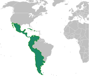 hispanoamerica en occidente