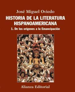 historia de la literatura hispanoamericana por oviedo