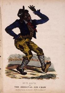 ''Jim Crow'', el personaje que le dio el nombre al sistema de segregación racial estadounidense.