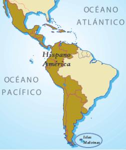 Hispanoamérica y Malvinas